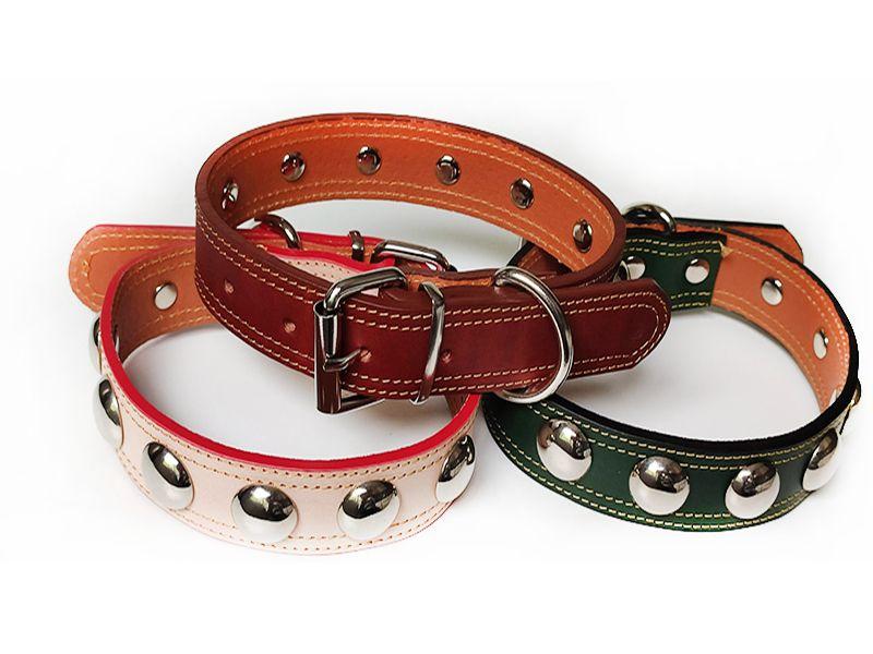 Dondde comprar collar de perro de lujo con piel de ubrique y swarovskys